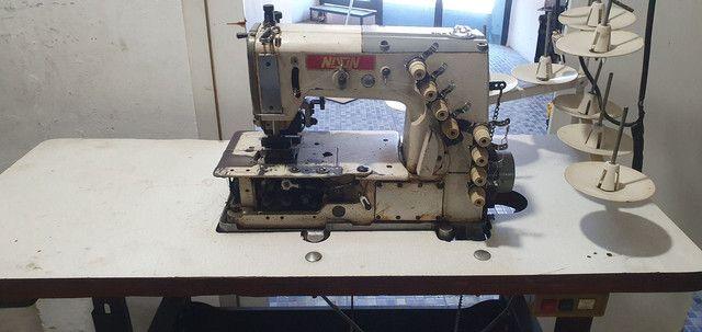 Maquinas de costura industrial para confecção em geral - Foto 2