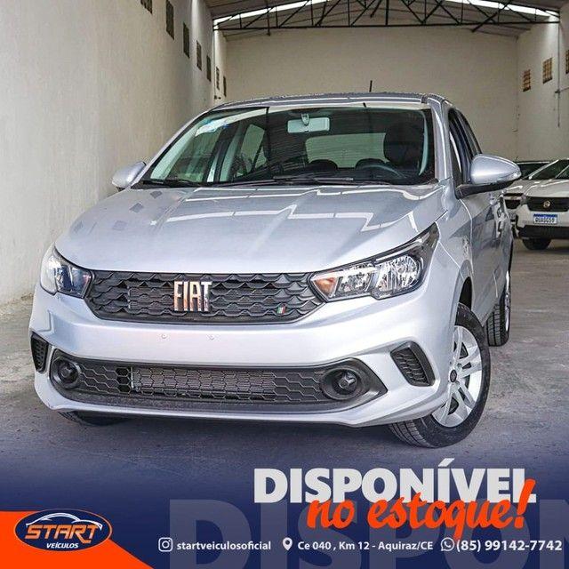 Fiat Argo Drive 0 km - 2022