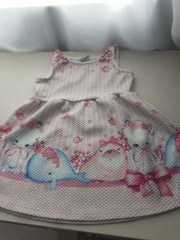 Vestido Rosa Tam 1 - Foto 2
