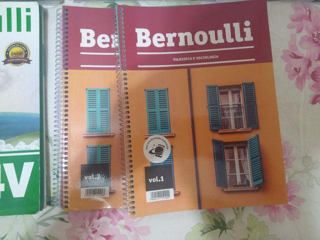 Coleção Completa Bernoulli 4V - Foto 4