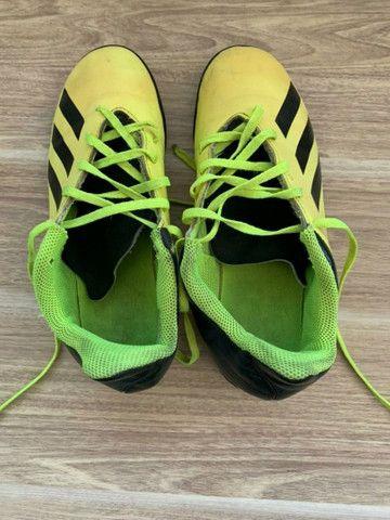 Chuteira Adidas ORIGINAL - Foto 3