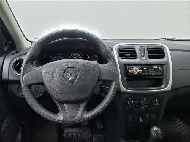 Renault Logan 2020 1.0 12v sce flex authentique manual - Foto 13
