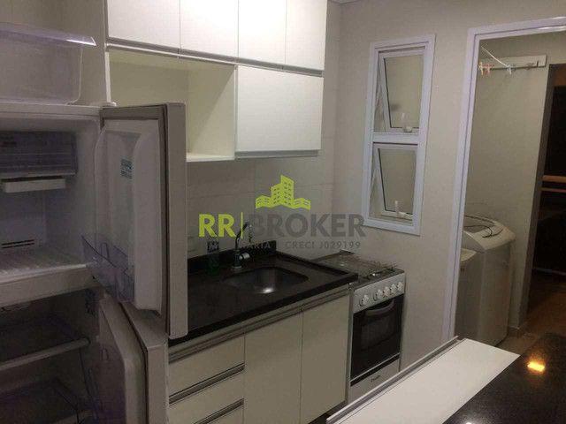 Loft para alugar com 1 dormitórios em Jardim tarraf ii, São josé do rio preto cod:353 - Foto 4