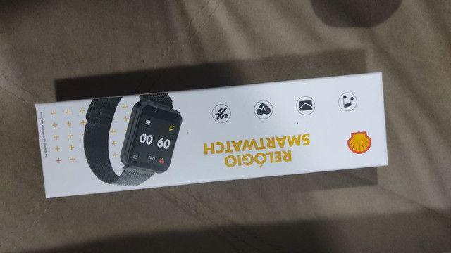 O Relógio Smartwatch Shell - Foto 5