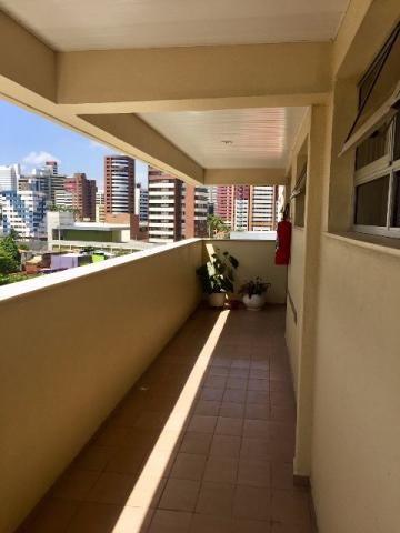 Apartamento no Meireles, três quartos, perto do Centro Gastronômico de Fortaleza - Foto 5