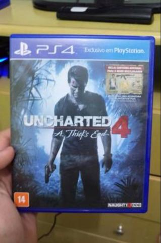 V/T uncharted 4 ps4
