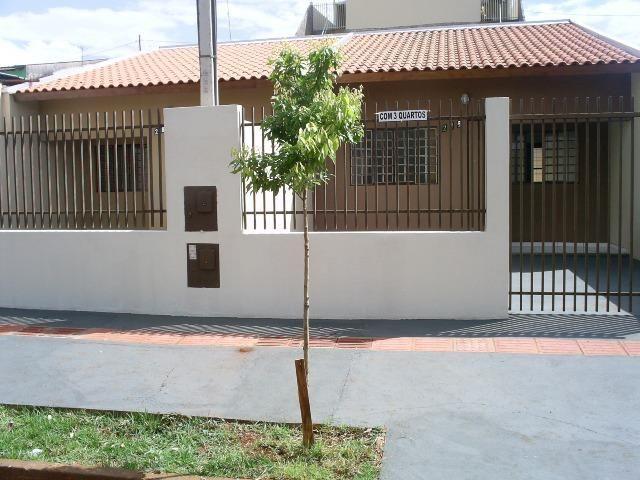 Casa nova no bairro colinas em Londrina PR