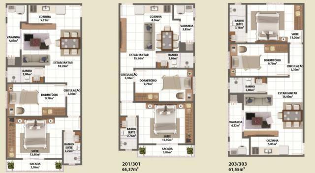 Apartamentos em canasvieiras proximo ao sapiens park