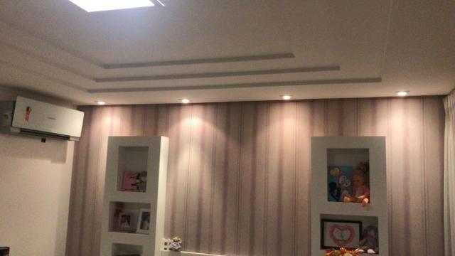 Casa Sobradinho Grande Colorado Solar de Athenas Nova 4 suites Churrasqueira Piscina - Foto 14