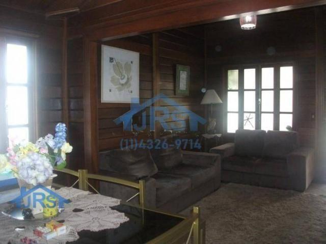 Chácara com 3 dormitórios para alugar, 3264 m² por r$ 5.800/mês - suru - santana de parnaí - Foto 9