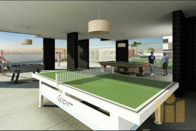 Apartamento com 3 dormitórios à venda, 101 m² por r$ 610.000 - farol - maceió/al - Foto 10
