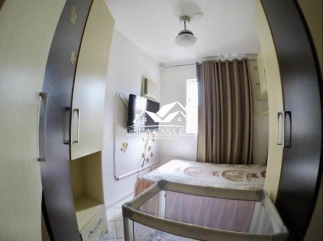 Apartamento à venda com 3 dormitórios em Morada de laranjeiras, Serra cod:AP359SO - Foto 5