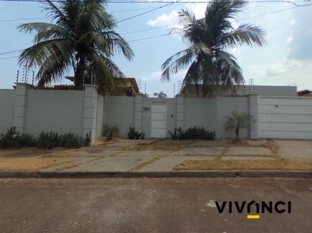 Casa à venda com 5 dormitórios em Plano diretor sul, Palmas cod:116