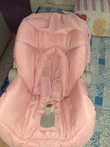 Bebê conforto Piccolino Galzerano Rosa - Foto 3