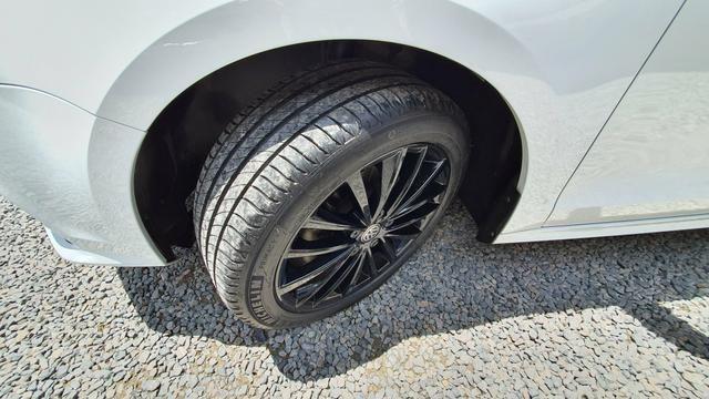Roda r17 5x112 e Pneus Michelin NOVOS - Foto 2