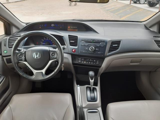 HONDA CIVIC 2014/2015 2.0 LXR 16V FLEX 4P AUTOMÁTICO - Foto 9