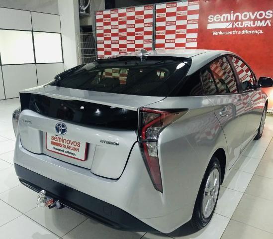Prius Híbrido Impecável 6 mil km - Foto 7