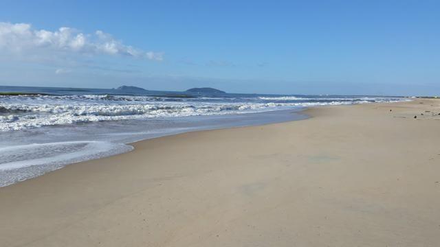Casa Temporada com Piscina Praia do Ervino SC - Foto 19