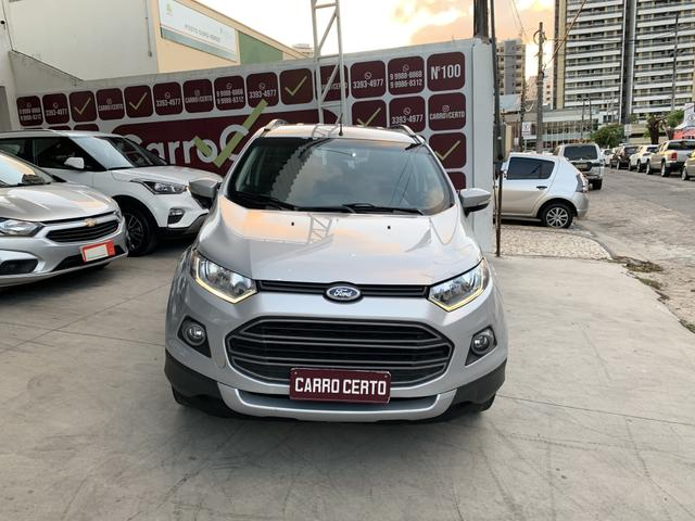 Ford Ecosport 1.6 Freestyle 2013 ÚNICA DONA