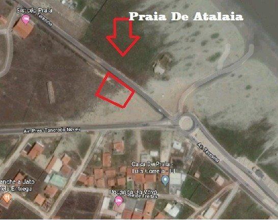Terreno de frente pro mar (Praia De Atalaia) - Foto 2