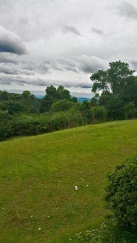 Terreno à venda, 869 m² por r$ 180.000,00 - lago negro - gramado/rs