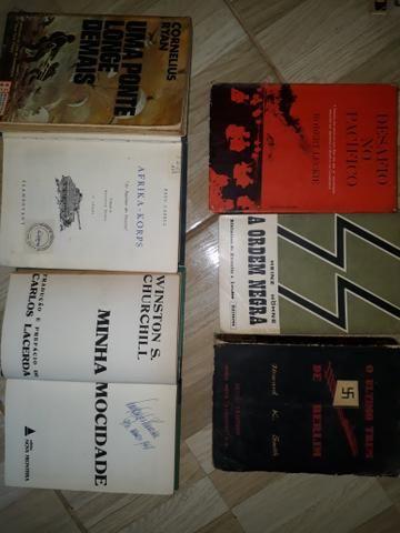 Livros sobre guerras - Foto 6