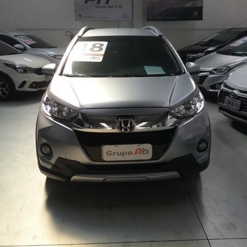 Honda WR- V EXL CVT 4P
