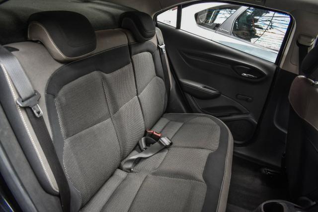 Chevrolet Prisma LT Completo Flex Mec. + GNV + 2019 Vist - Foto 8