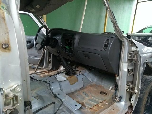 Ranger batida a venda a diesel - Foto 3