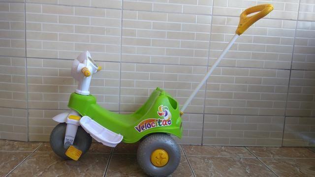 Triciclo Infantil Velocita - Foto 5