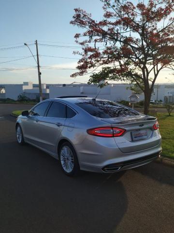 Ford fusion 2015/2015 2.0 titanium awd 16v gasolina 4p automático - Foto 4