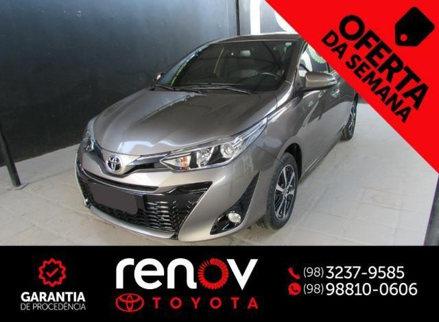 Toyota Yaris HB Auto 1.5 XLS C/Teto 2018.2019 - Foto 3