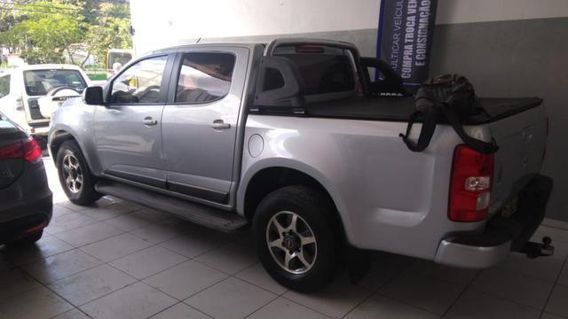 S10 muito nova 2013 pra vender logo!!!com kit gás - Foto 3
