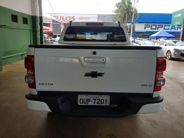 S10 lt diesel 4x4 automatica 200cv 2013/2014 branca completa - Foto 5