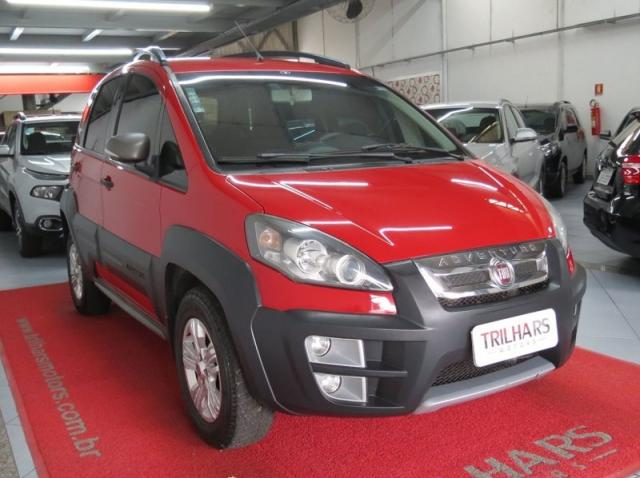 FIAT IDEA 2011/2012 1.8 MPI ADVENTURE 16V FLEX 4P MANUAL - Foto 3