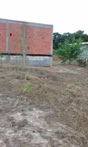 Chacara com casa para terminar no jardim cananeia para vender rapido - Foto 4