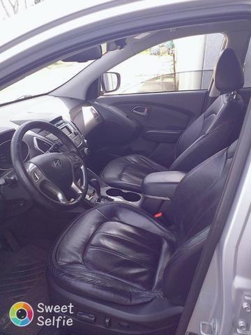 Vendo IX35 2011 2.0 Automática Completa - Foto 14