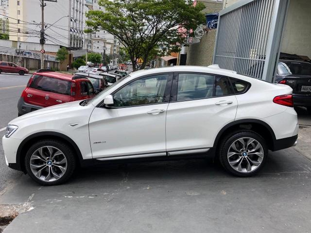 BMW X4 2015/2016 2.0 28I X LINE 4X4 16V TURBO GASOLINA 4P AUTOMÁTICO - Foto 4