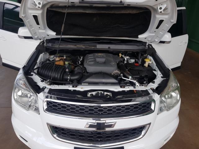 S10 lt diesel 4x4 automatica 200cv 2013/2014 branca completa - Foto 11