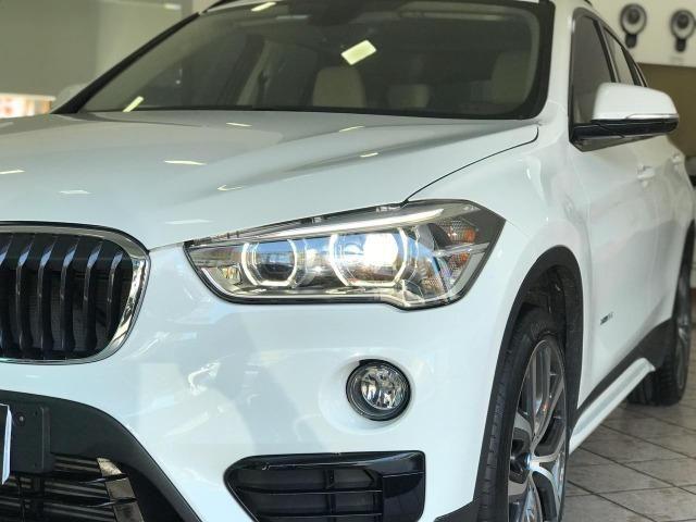 X1 S25i Active Flex 2017 Branca Unido dono Impecavel - Foto 3