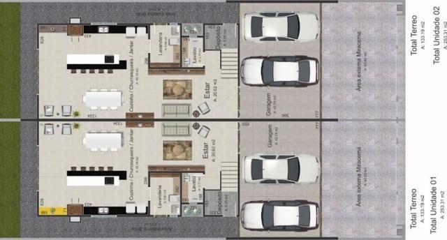 Casa à venda com 4 dormitórios em América, Joinville cod:10271 - Foto 6