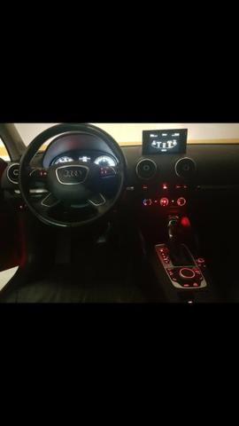 Audi A3 Sedan 2016 - aceito troca - Foto 3