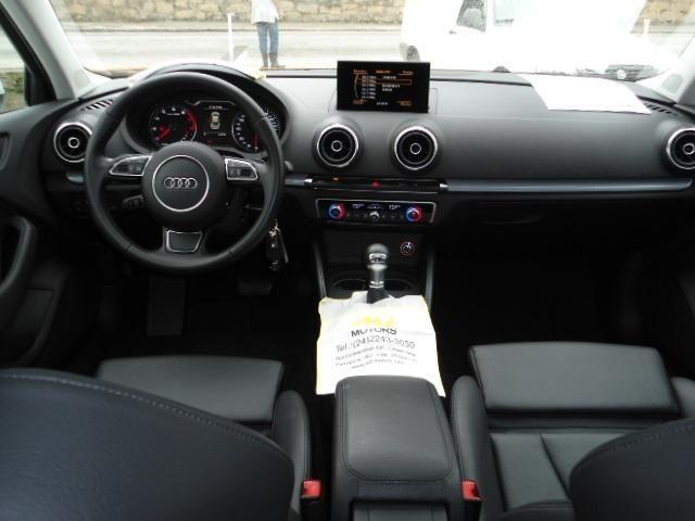 Audi - A3 Sedan Ambition 2.0 TFSI 220cv S-Tronic 2016 - Foto 9
