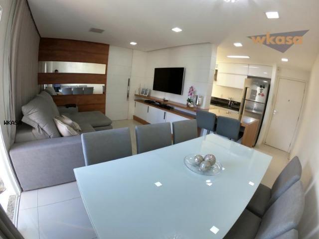 Apartamento 3 Quartos sendo 1 suíte, sol da manha - WK526 - Foto 6