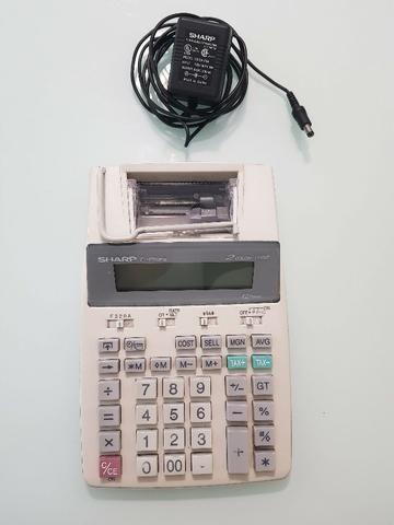 Calculadora Sharp com bobina - Foto 3