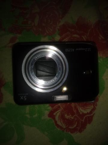 Maquina de tirar foto troco em algo do meu enterece