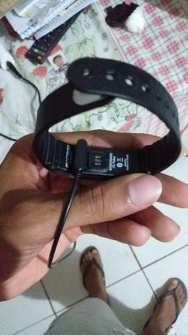 Relógio fitpulse mormaii digital smart bluetooth monitor cardíaco ... c41d63e30f