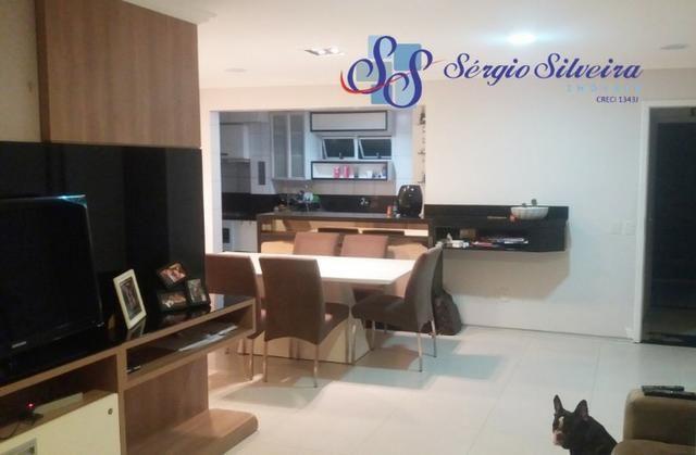 Apartamento no Meireles com 3 quartos e vista mar área de lazer! - Foto 5