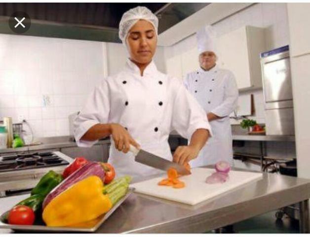 Auxiliar de cozinha free lance