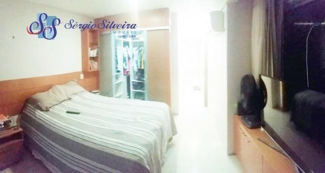Apartamento no Meireles com 3 quartos e vista mar área de lazer! - Foto 12